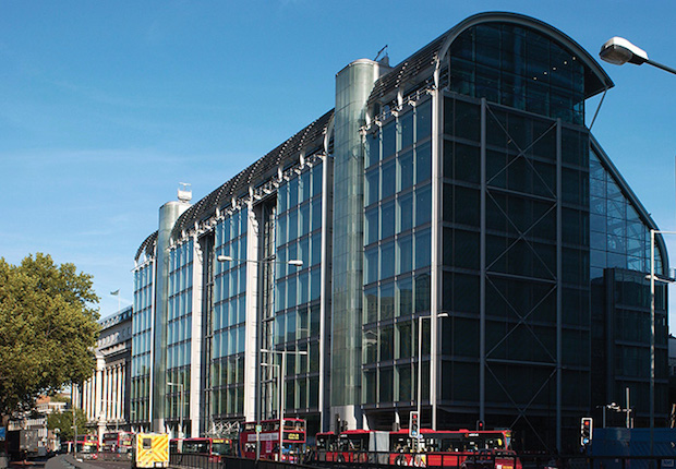 C0023611 Gibbs Building, 215 Euston Road, exterior