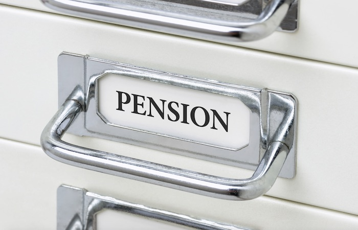 Pension-draw