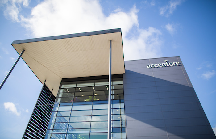 Accenture reports a 16 7% mean gender pay gap