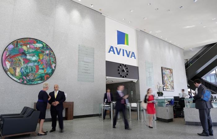 Aviva-Reception