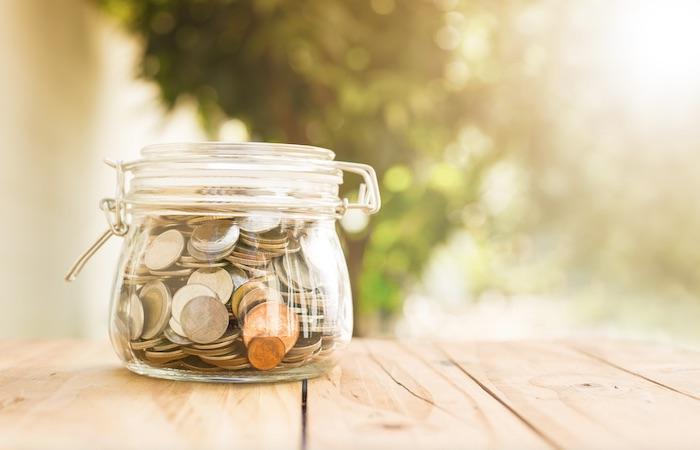 Pension Kilner Jar