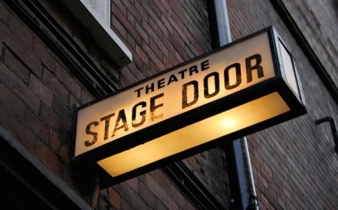 Theatre-stage-door