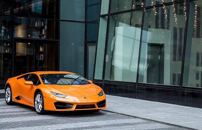 Lamborghini, supercar