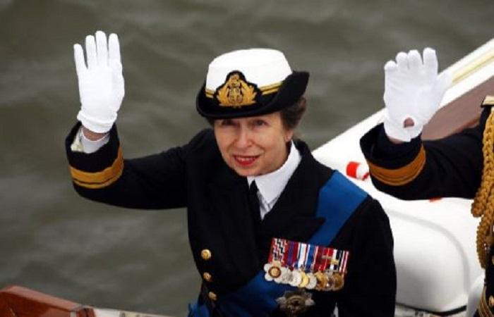 Princess Royal Anne