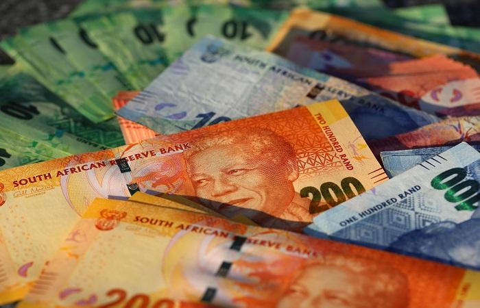 South Africa money