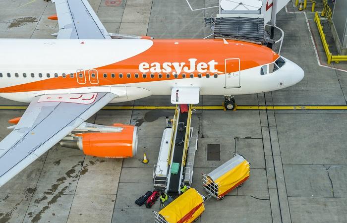 Baggage Handlers DHL Easyjet