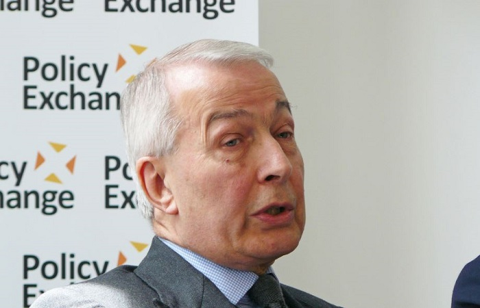 Frank field working conditions inquiry