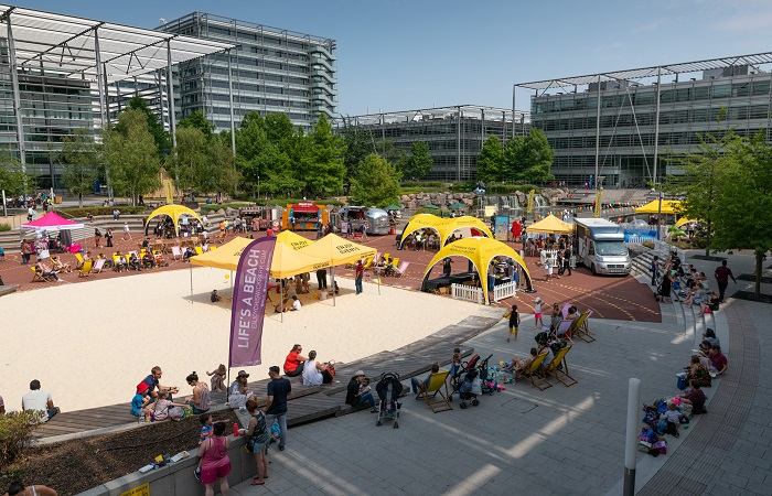 Chiswick-Park- family fun day