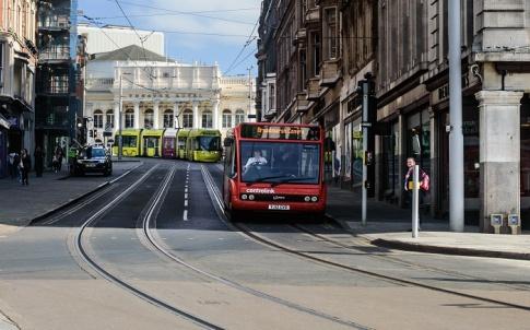 Nottingham bus
