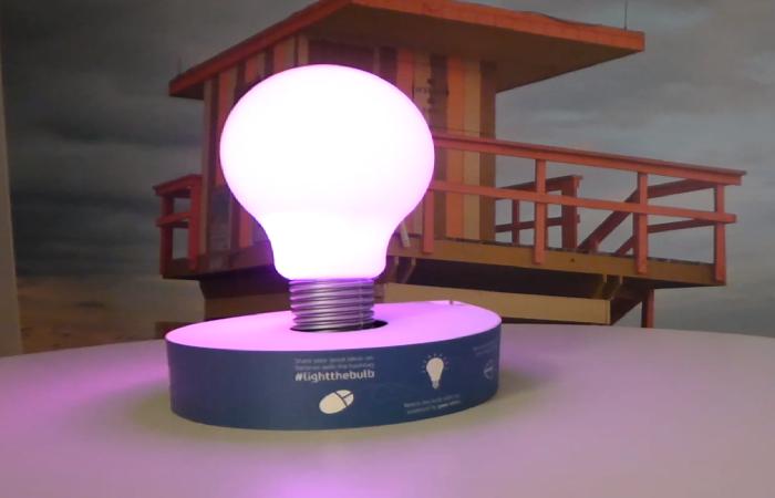 avios group light the bulb
