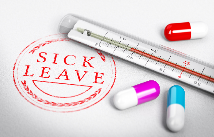 sickness absence cost