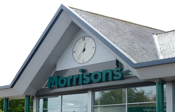 Morrisons store workers
