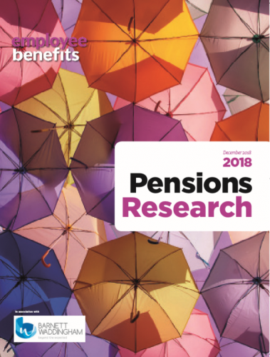 pensions research 2018