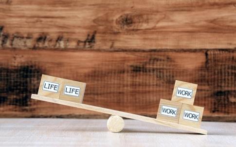 poor work-life balance