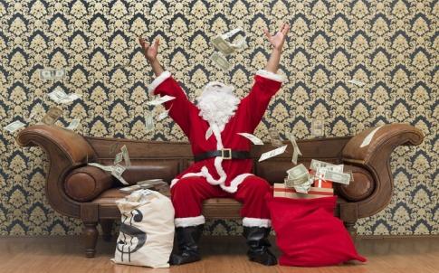 professional Santa