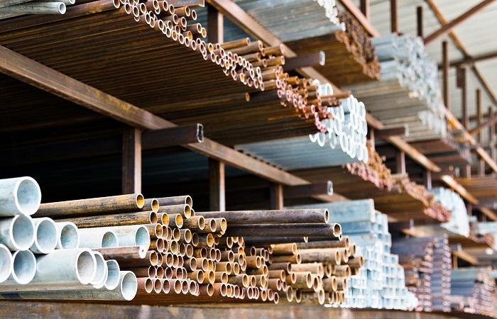 heavy building supplies
