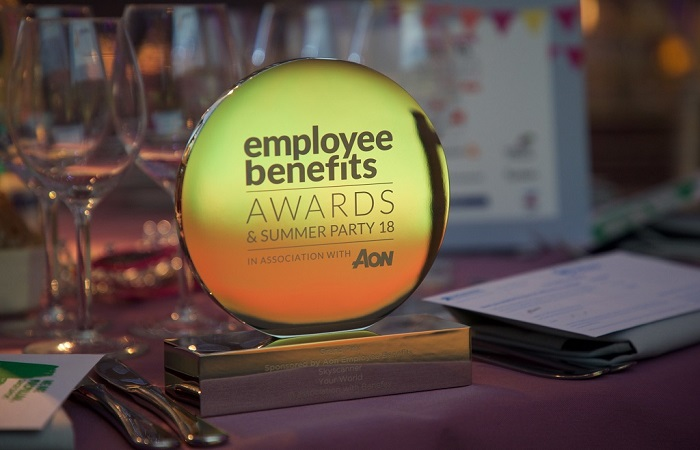 The Employee Benefits Awards 2020 takes place online