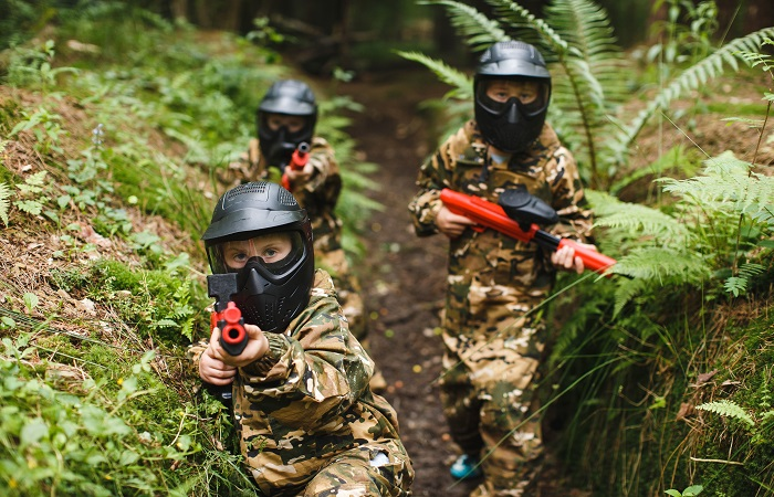 UK-Paintball