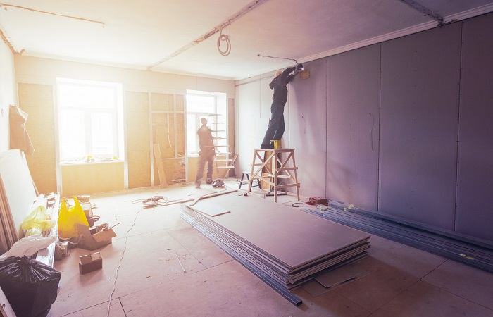 drywall construction