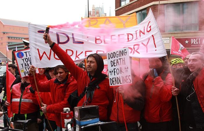 TDL protests