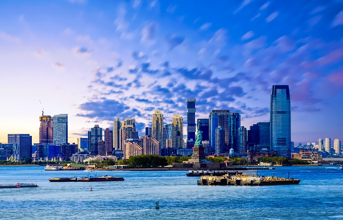 New Jersey: 7th richest sate in the US