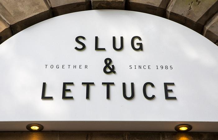 Slug and Lettuce