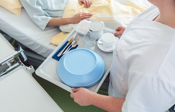 hospital catering
