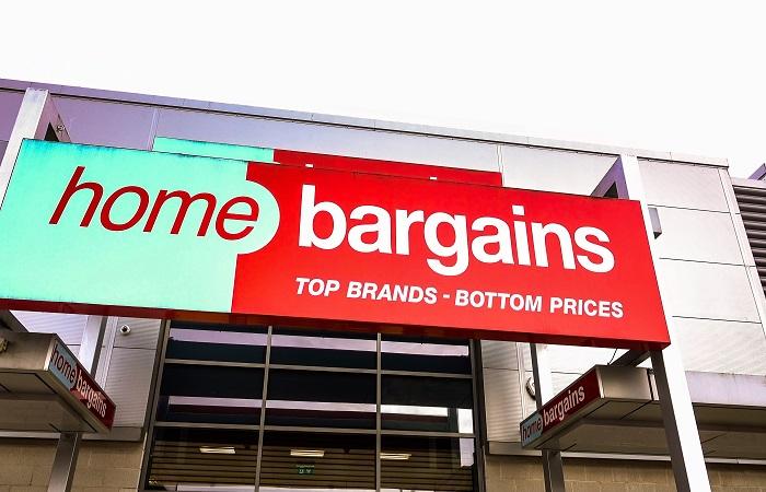 Home Bargains TJ Morris