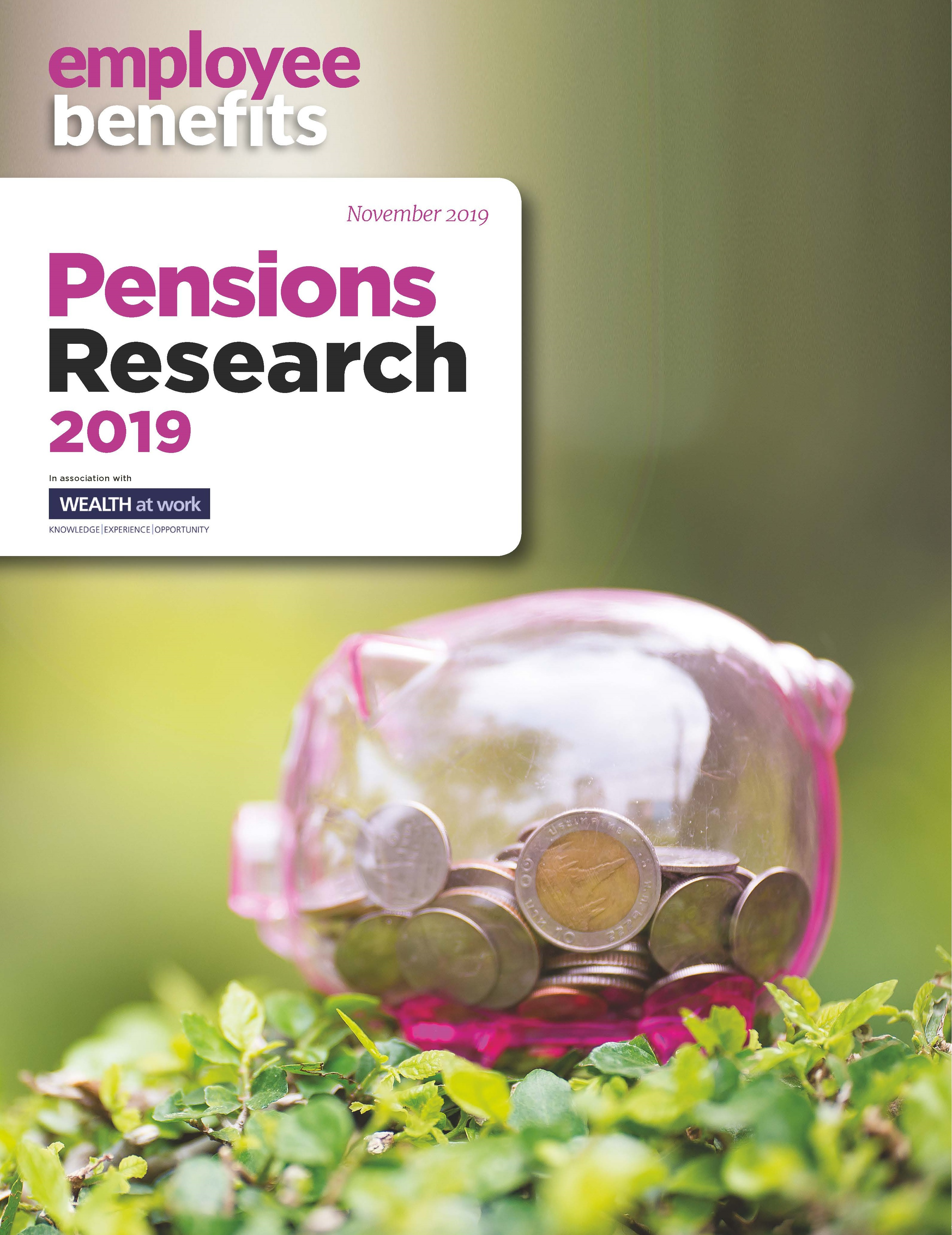 pensions research 2019