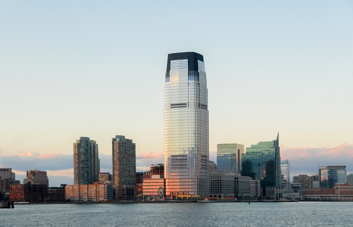 goldman sachs tower new jersey