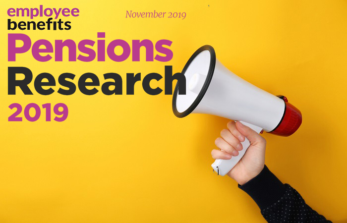 pensions communications