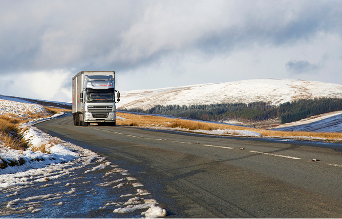 NHS truck drivers pay agreement
