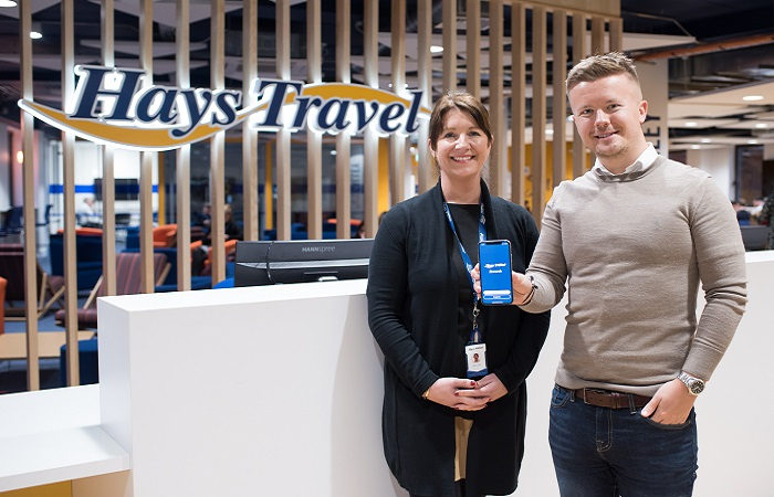 Hays travel launch employee benefit app to 5,400 employees