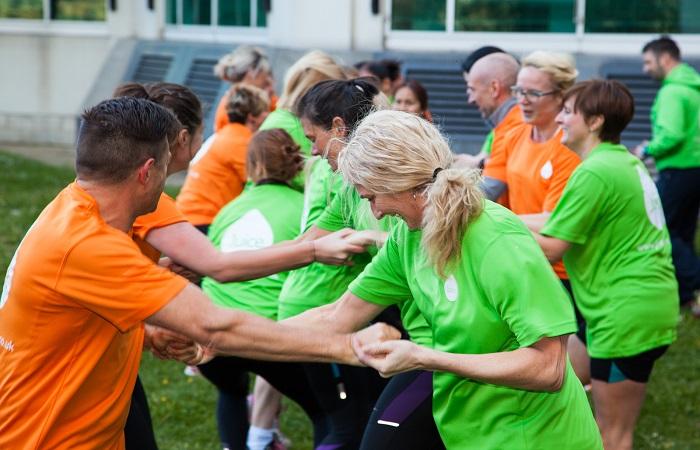 NHS Trust health and wellbeing platform