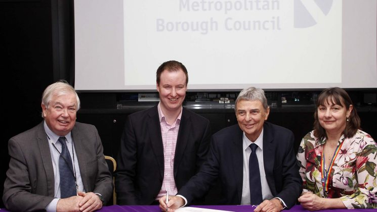 Rotherham Council sign ethical charter supporting 800 home care staff
