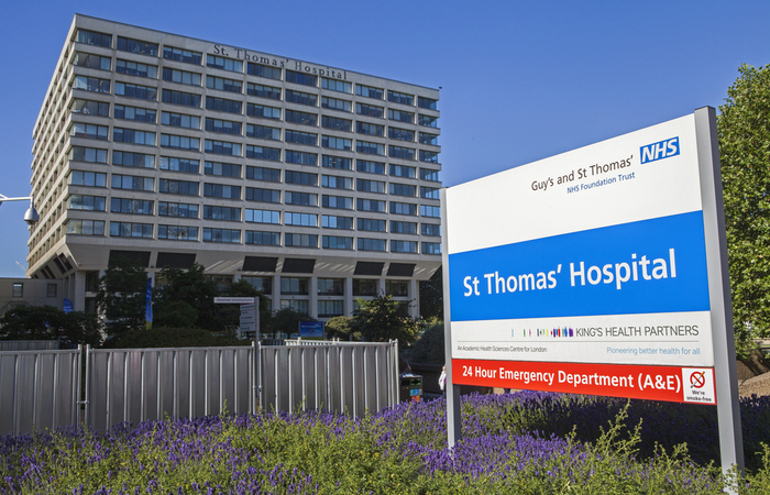 Guy's and St Thomas hospital increase living wage