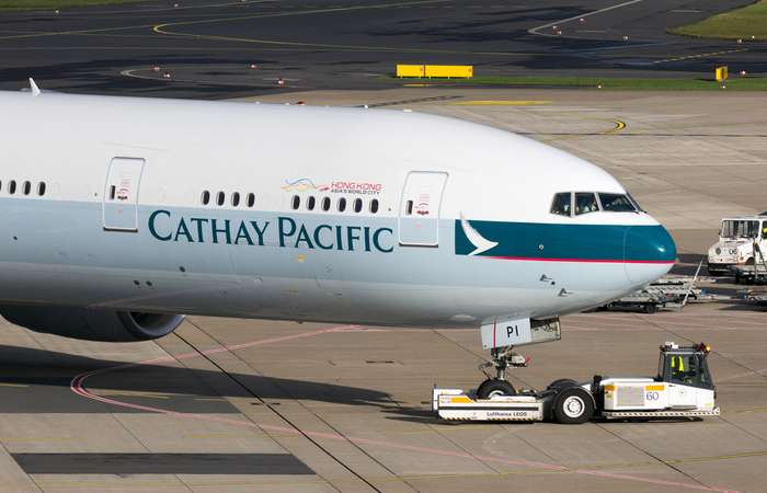 Cathay Pacific asks employees to take unpaid leave