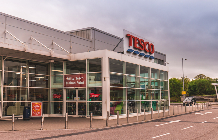 Tescos Ireland employees recognised for efforts by being given 10% bonus