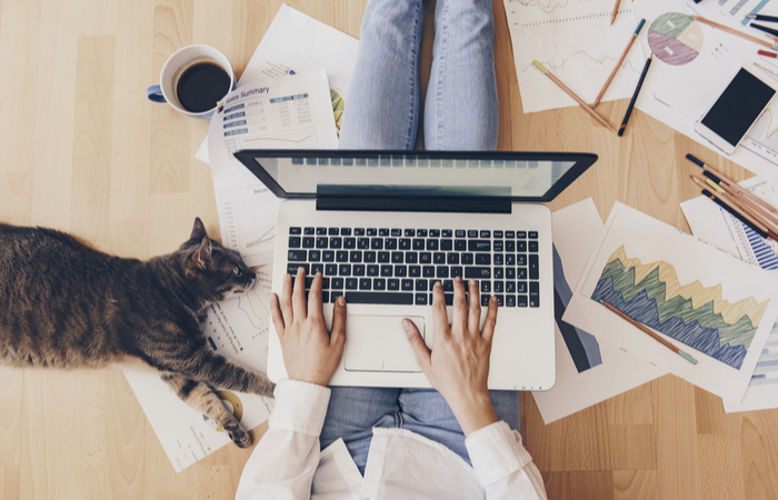 Three in four employees support working from home