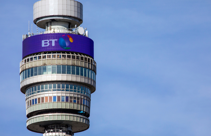BT gives 58,000 non-management employees 1.5% pay rise