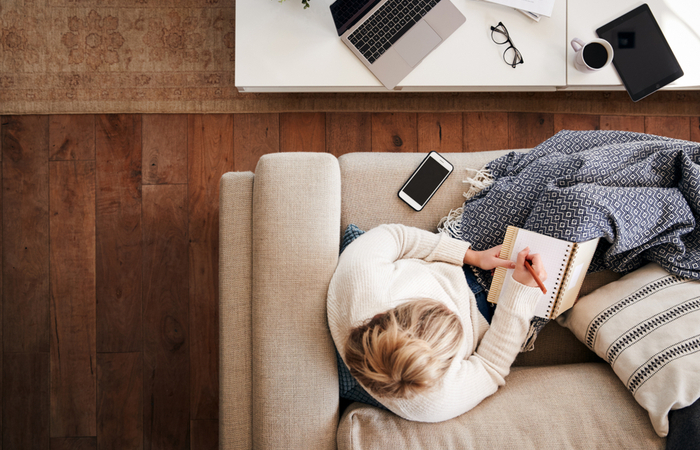 One third of staff struggle with mental health whilst working from home