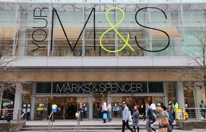Marks and Spencer rewards frontline employees with 15% bonus