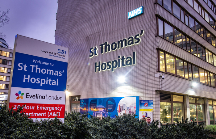 Government suspends tax charges for returning NHS staff