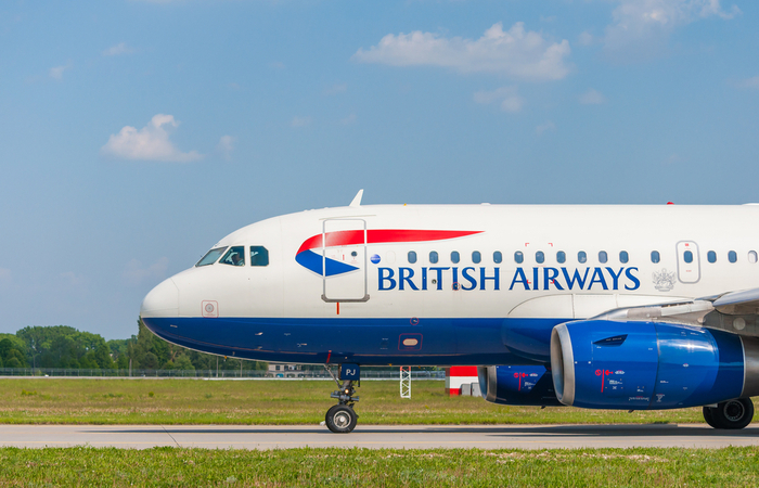 British Airways reaches pay agreement for employees with Unite