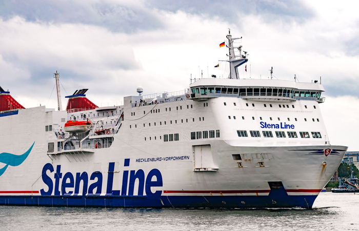 Stena Line to furlough 600 employees on full pay