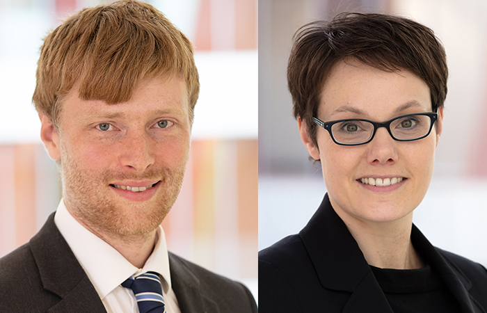 Amy Davies and James Edmonds: Should the burden of pensions move to the employee?