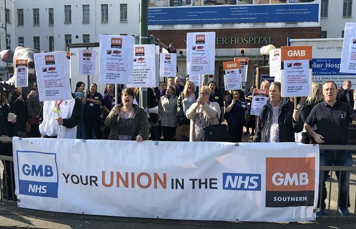 Epsom and St Helier non-emergency transfer staff receive pay increase