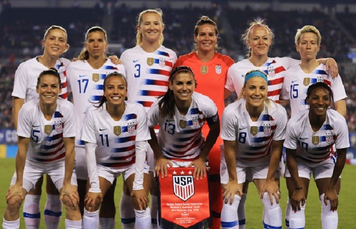 U.S Women's Soccer Team's equal pay claim dismissed by court