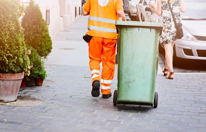 Wirral bin employees to receive 3.5% pay increase