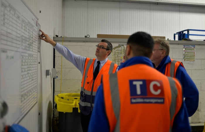 TC Facilities Management gives 5,000 employees early access to pay